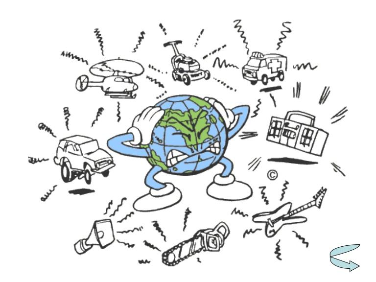 Dibujos De Contaminacion Ambiental Para Colorear The Blouse