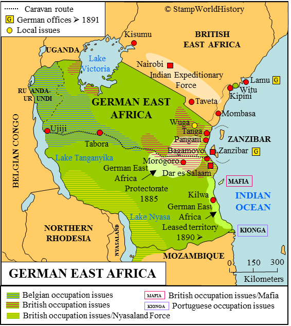 east africa road map Road Map By Mariap4 On Emaze east africa road map
