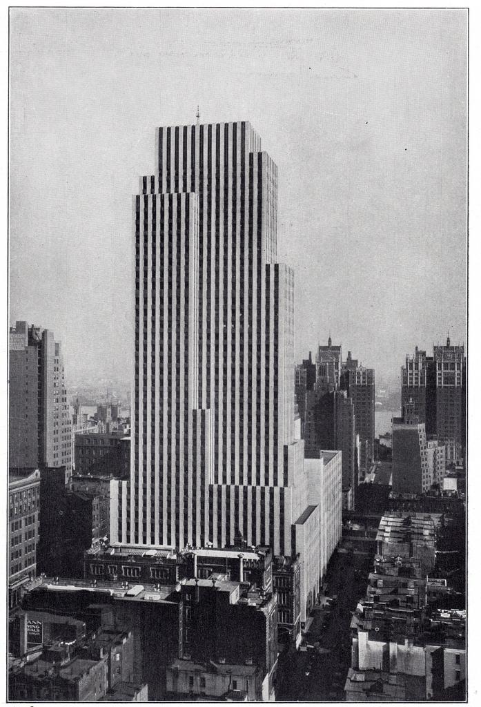 Daily News Building Lobby