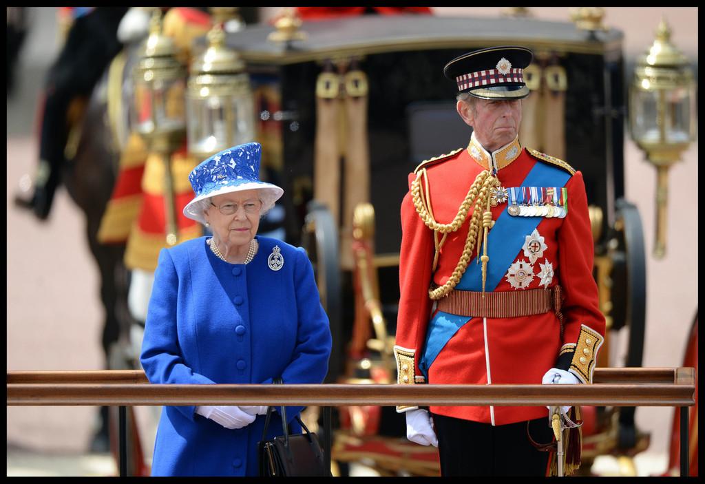 British homosexual royal blackmail
