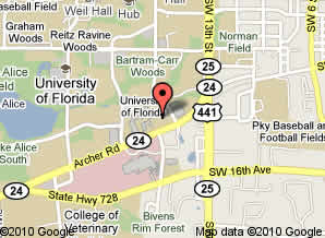 University Of Florida Location Map.University Of Florida Location Map Florida Map 2018