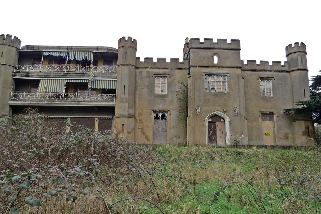 History Of Croydon Council Buildings