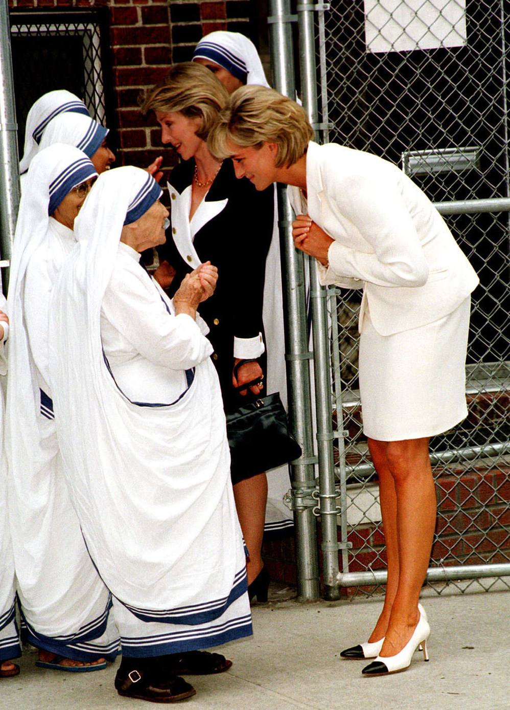 mother teresa english ppt on  mother teresa princess diana