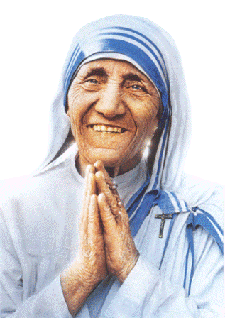 Short essay on mother teresa