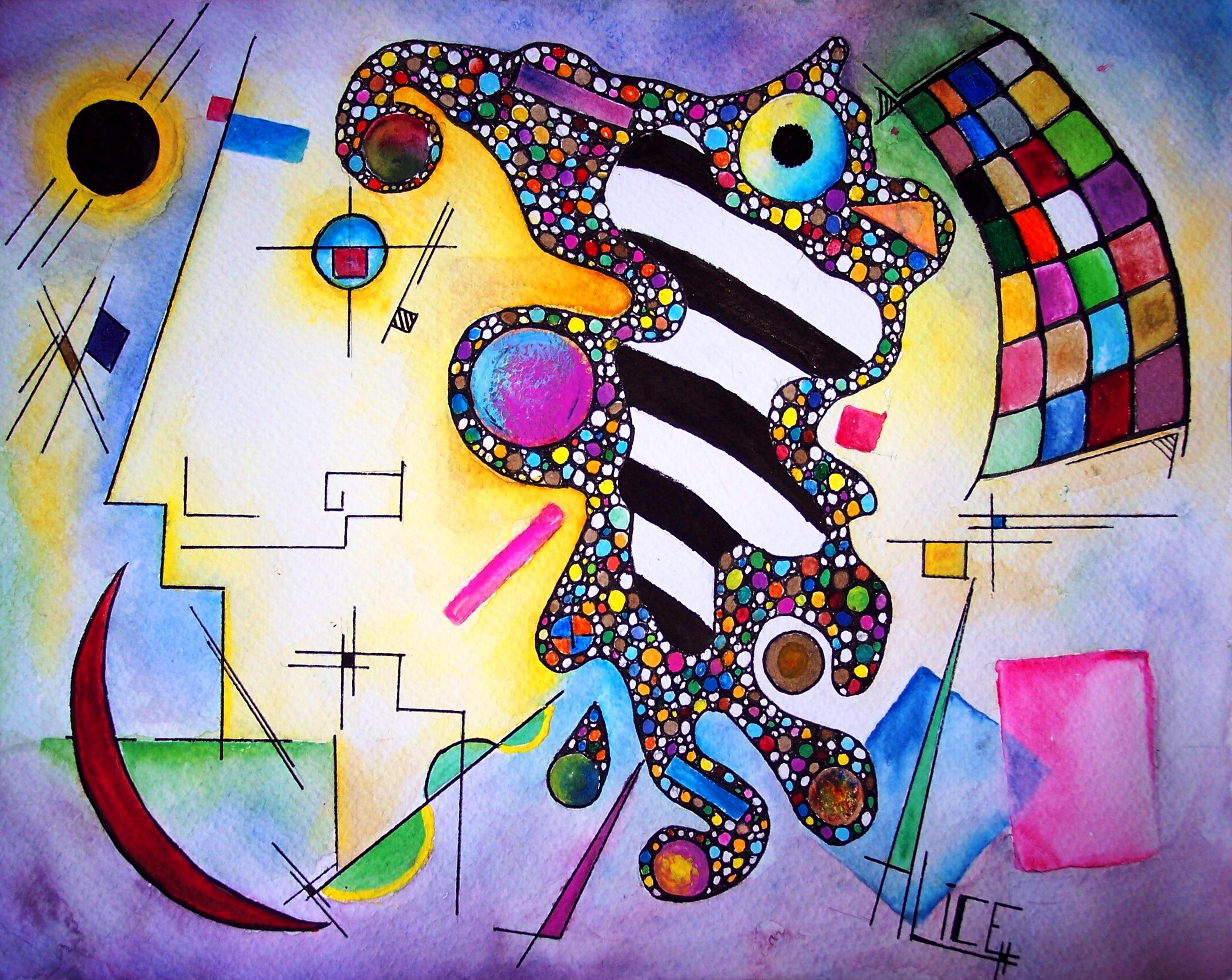 kandinsky paintings names - 900×716