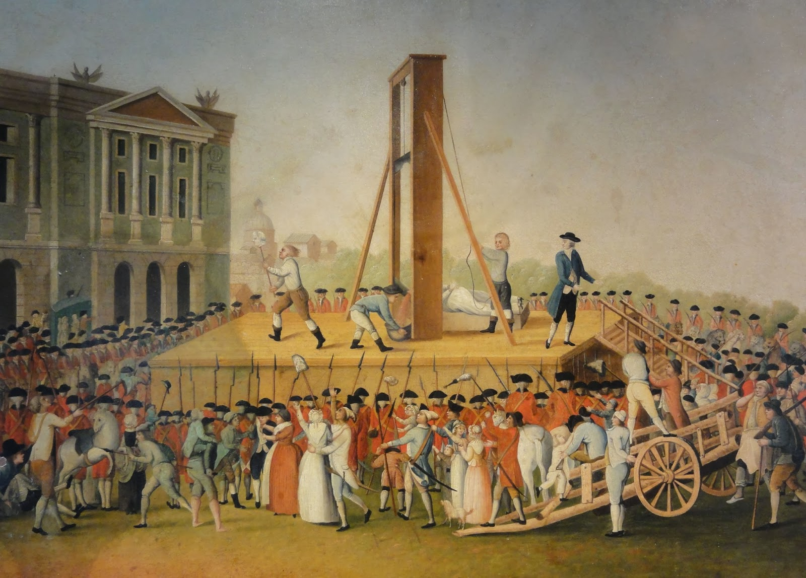 the french revolution on emaze