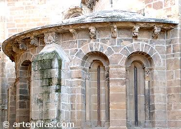 Resultado de imagen de la girola de la catedral de la calzada