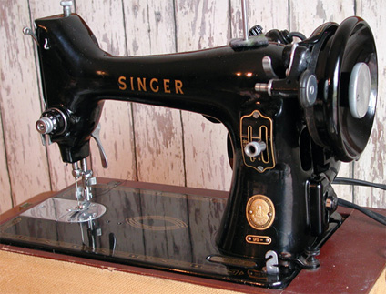 Invention To Inspiration 1st Electric Sewing Machine