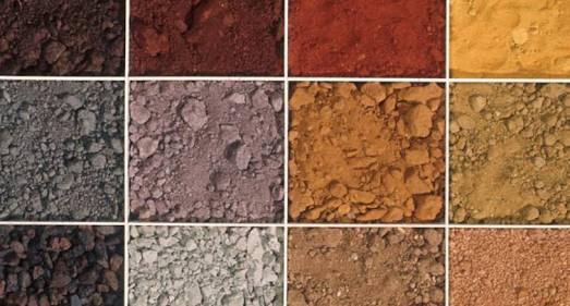tipos de suelo On suelos diferentes