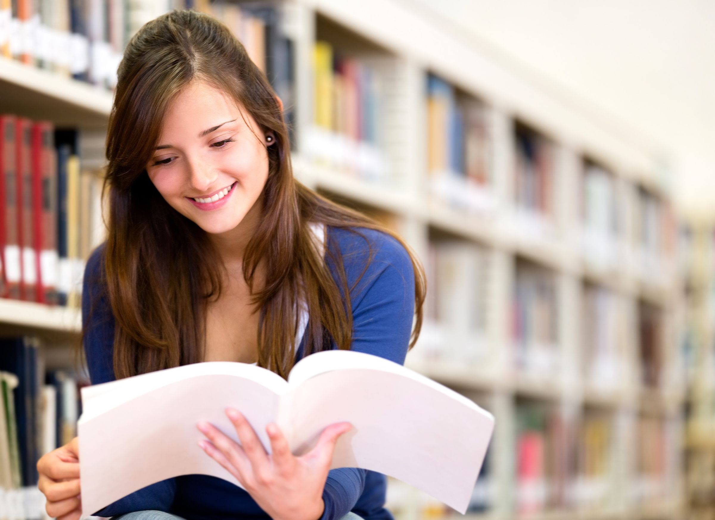 students write online book reviews