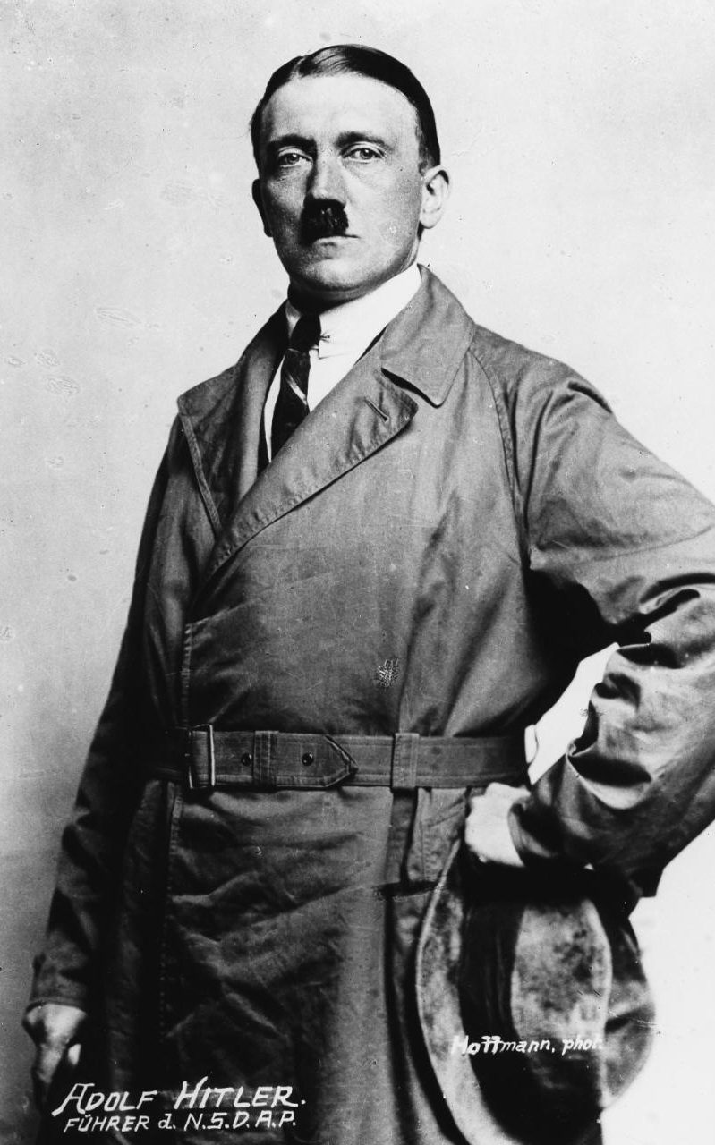 barney the hitler of my genera essay Throughout my education and lifetime, the topic of how hitler's germany almost ruled the entire world was constantly mentioned in either conversation, books, movies, or television programs.