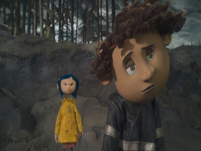 themes of coraline on emaze