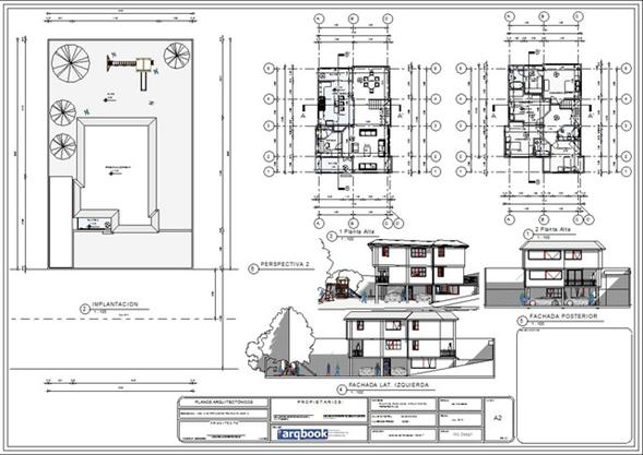 Interpretaci n de on emaze for Planos tecnicos arquitectonicos