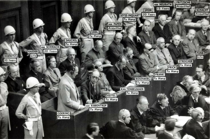 the holocaust on emaze  the nuremberg trials served a big purpose to the u s by just punishing certain nazi party leaders and instead of having a jury they had military tribunal