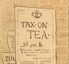 the tea act of 1773 essay In this essay, george smith tells the story of that event in may 1773, parliament  passed the tea act this legislation was designed to assist the.