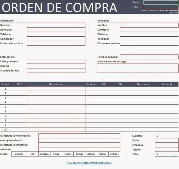 requiere a la empresa proveedora la cual esta acata la solicitud y se realiza el roceso de envio de los productos o bienes requeridos en el formato