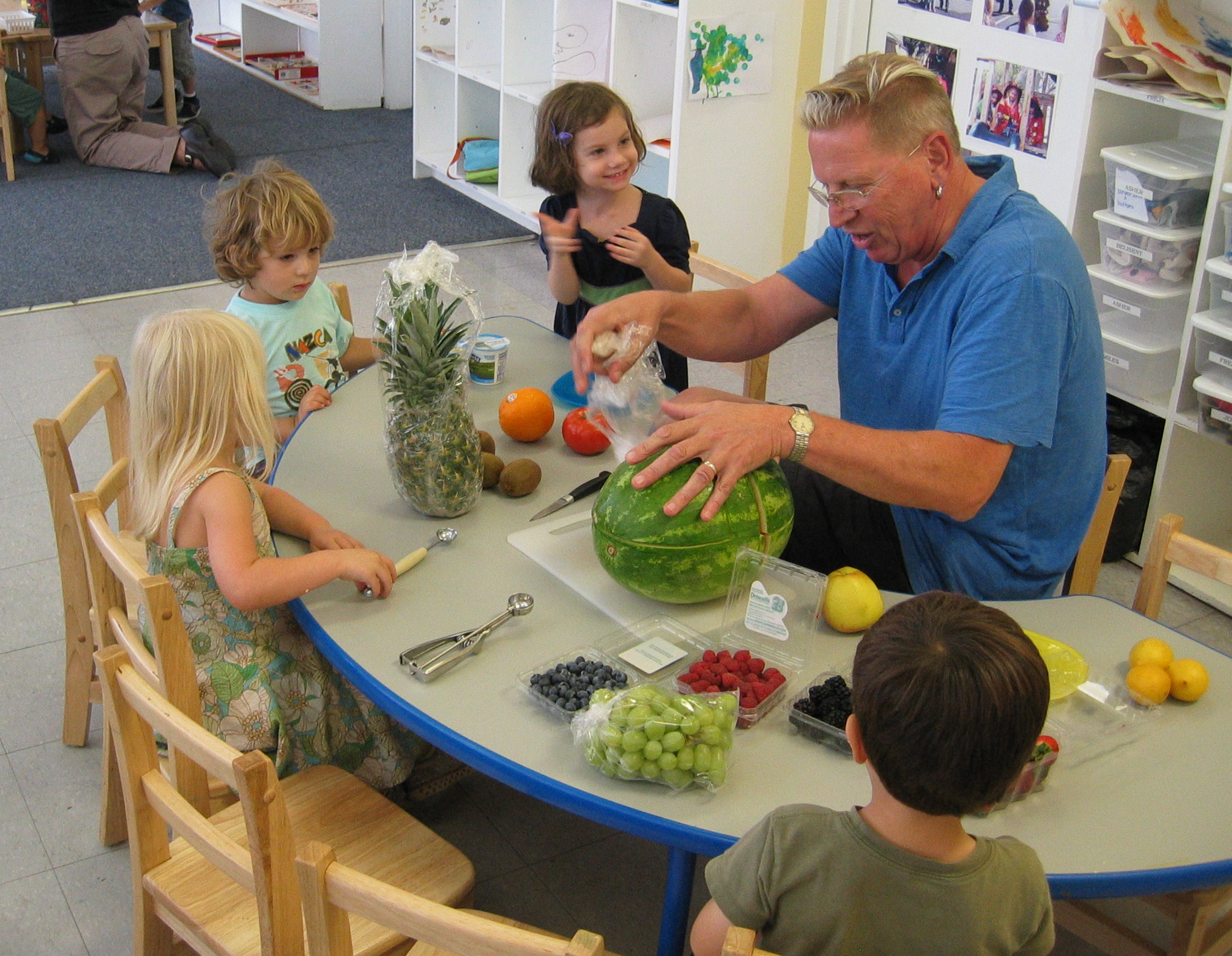 Classroom Cooking Ideas For Kindergarten ~ Cooking in the preschool classroom pictures to pin on