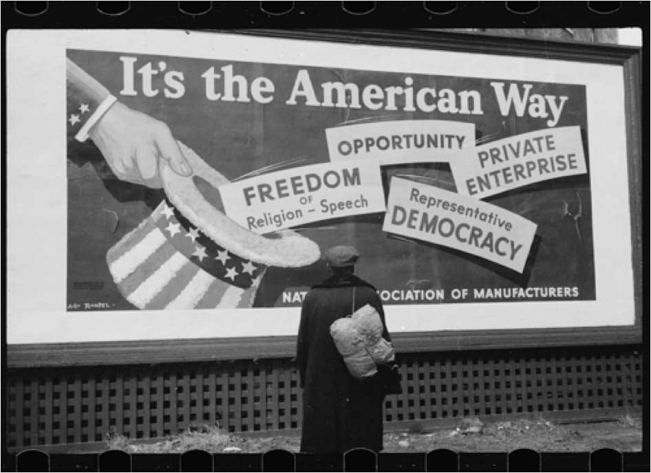 social class and the american dream