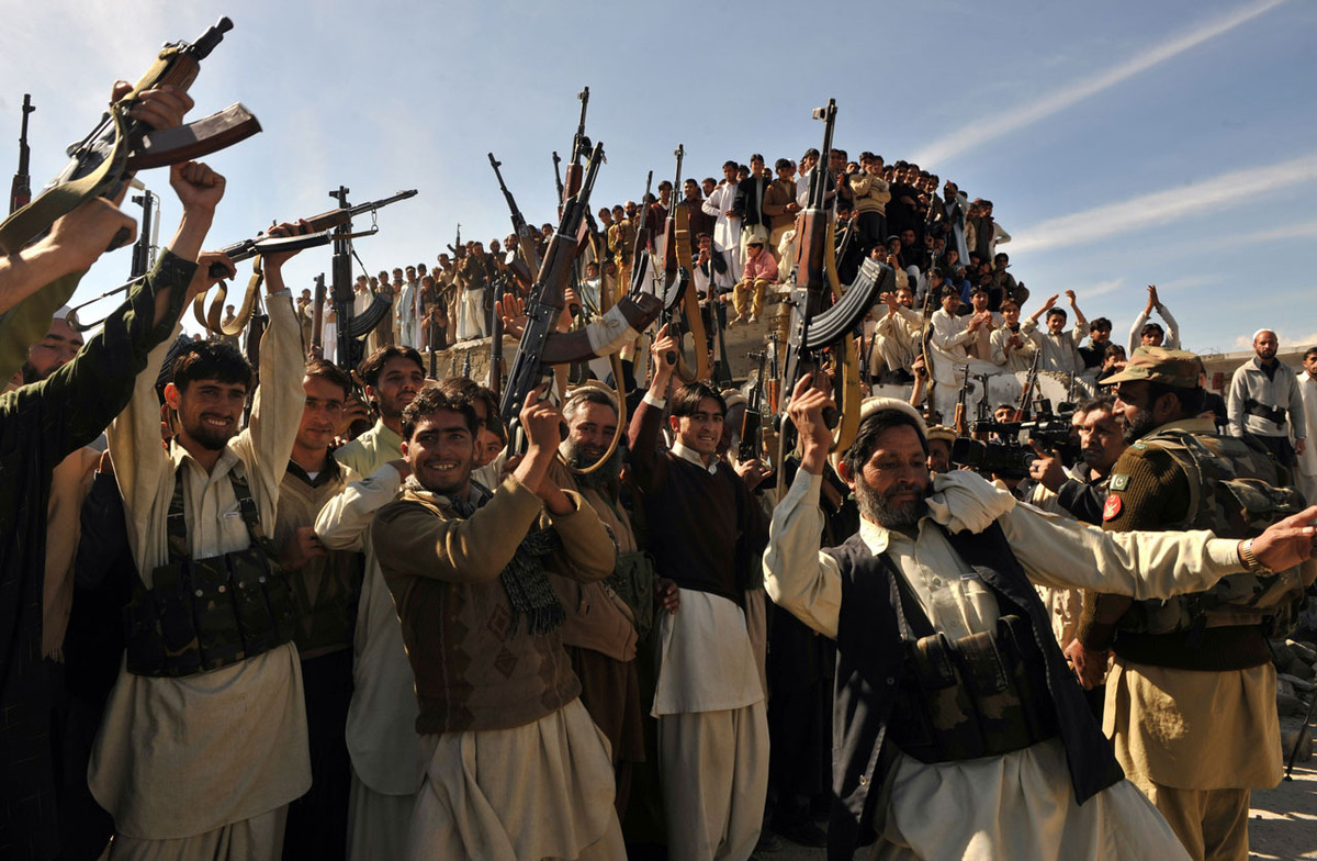 阿富汗塔利班宣布新接班人