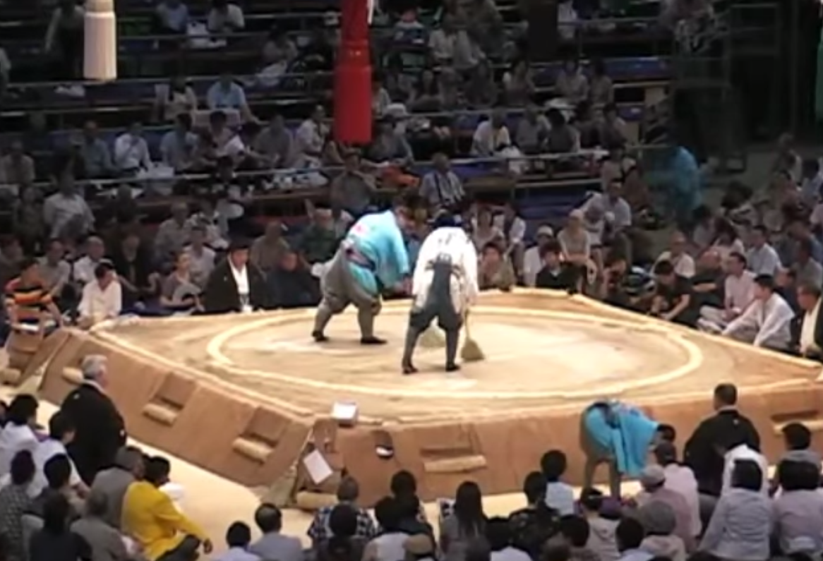 Sumo Wrestling By 005648 On Emaze