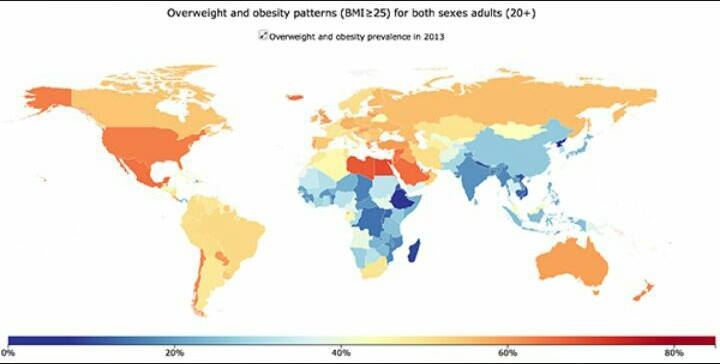 Map Of Us By Obesity Globalinterco - Australia over us map