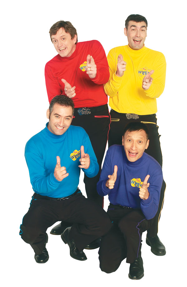 Toys For Tots Logo Transparent Background : The wiggles on emaze