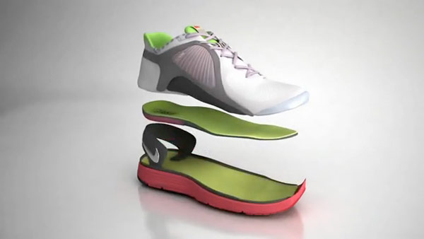 Role of futures syste. challenges Nike + expansion