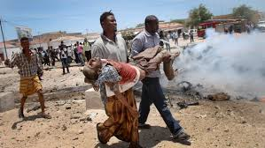 Unga svenskar doda istrid i somalia