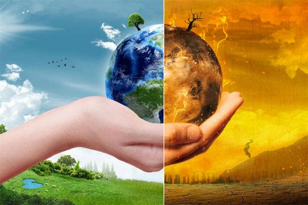 Consecuencias del cambio climático.