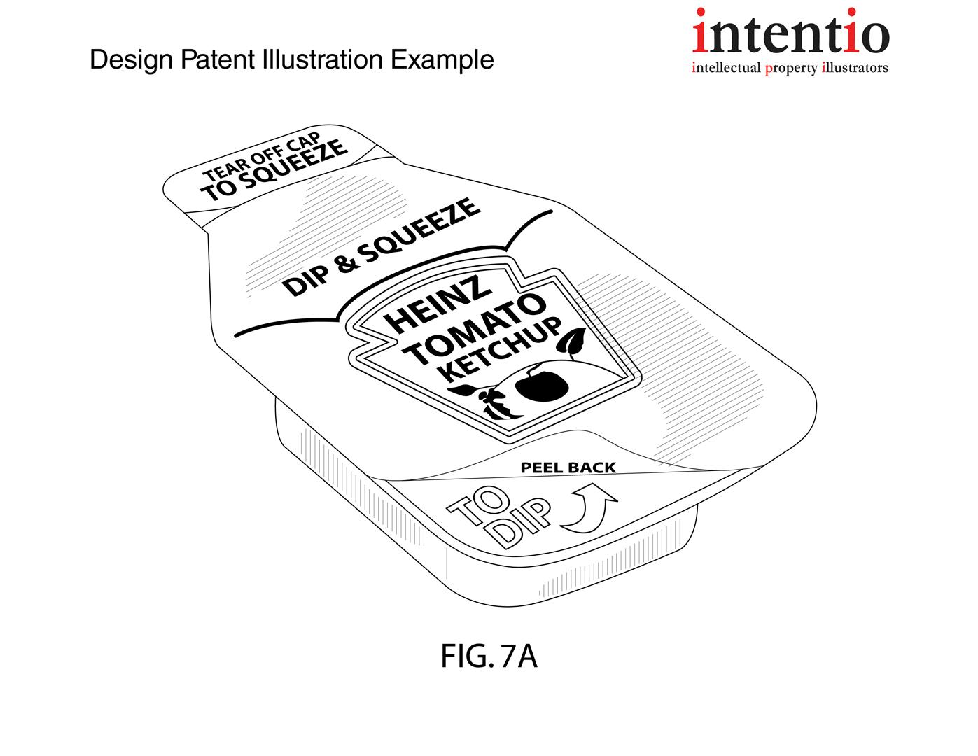 patent examples | Example