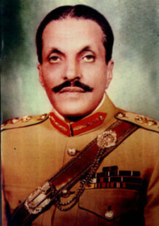 general muhammed zia ul haq pakistan history
