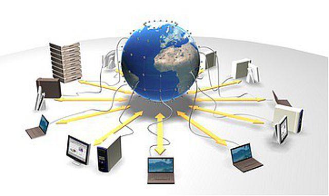 Resultado de imagen para sistema distribuido