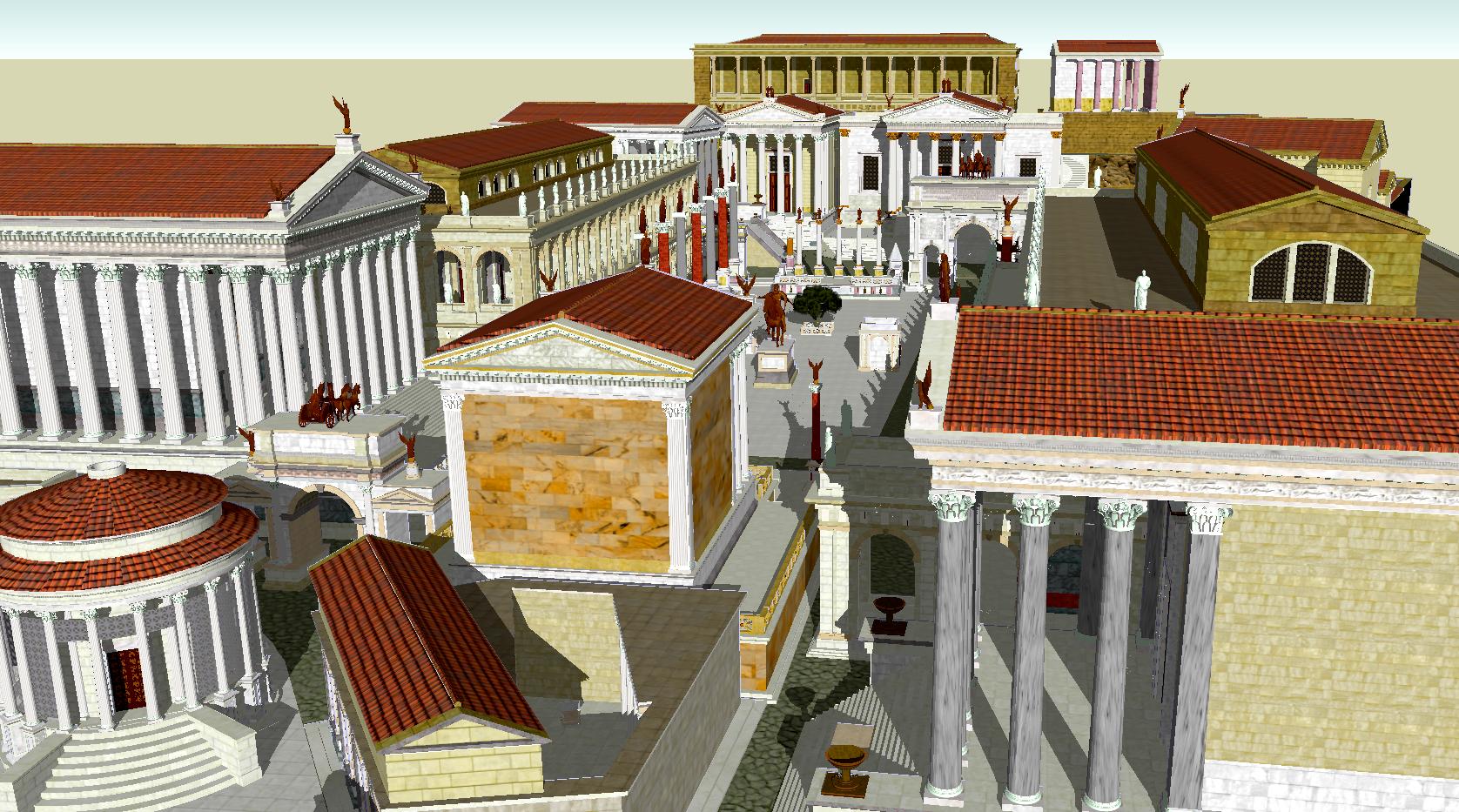 roman empire government - HD1676×933