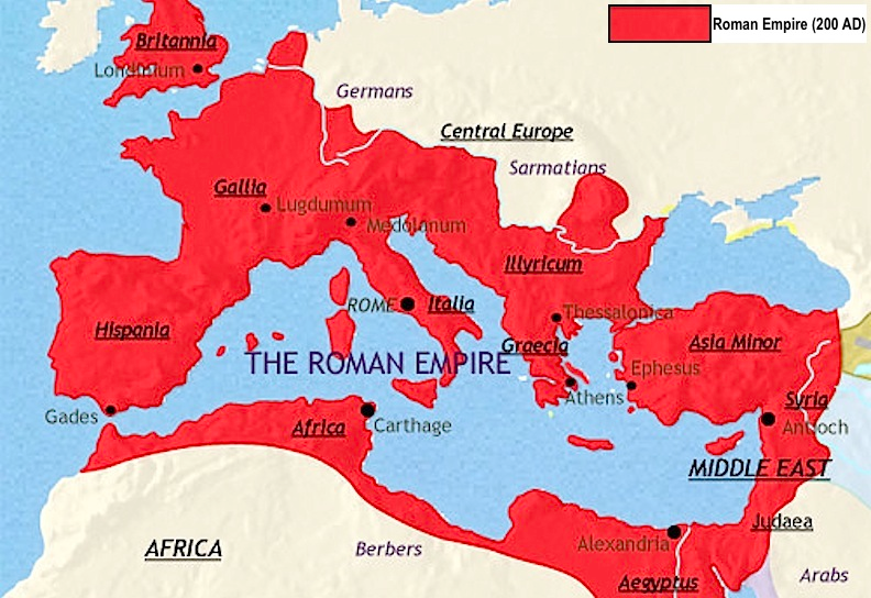 a history of christianity in the roman empire