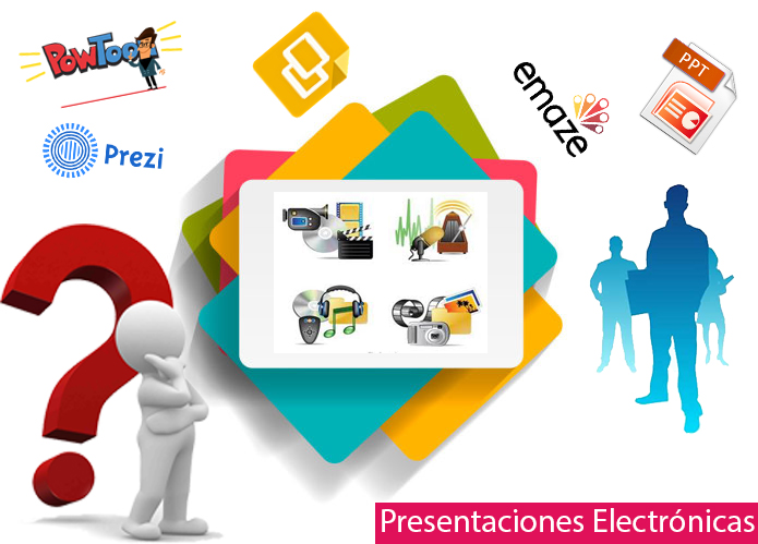 9 presentaciones electronicas informatica lcecpl