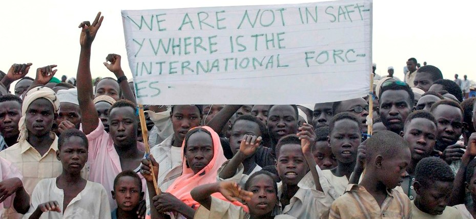 government of sudan vs holocaust genocides essay The war in darfur is a major armed the sudan government said that the icc had no jurisdiction on 20 october 120 genocide survivors of the holocaust.