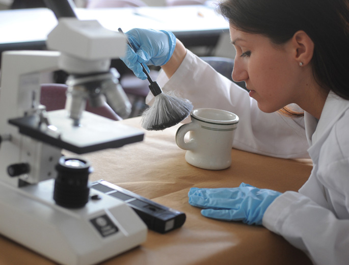 an overview of the lawyer and forensic scientist careers Forensic scientists employed by the government are typically able to work a 40-hour work week however, specific deadlines, and an increasing number of caseloads may require overtime although they spend the majority of their time working a crime lab, forensic scientists are often called to crime scenes in order to examine, analyze, and secure.