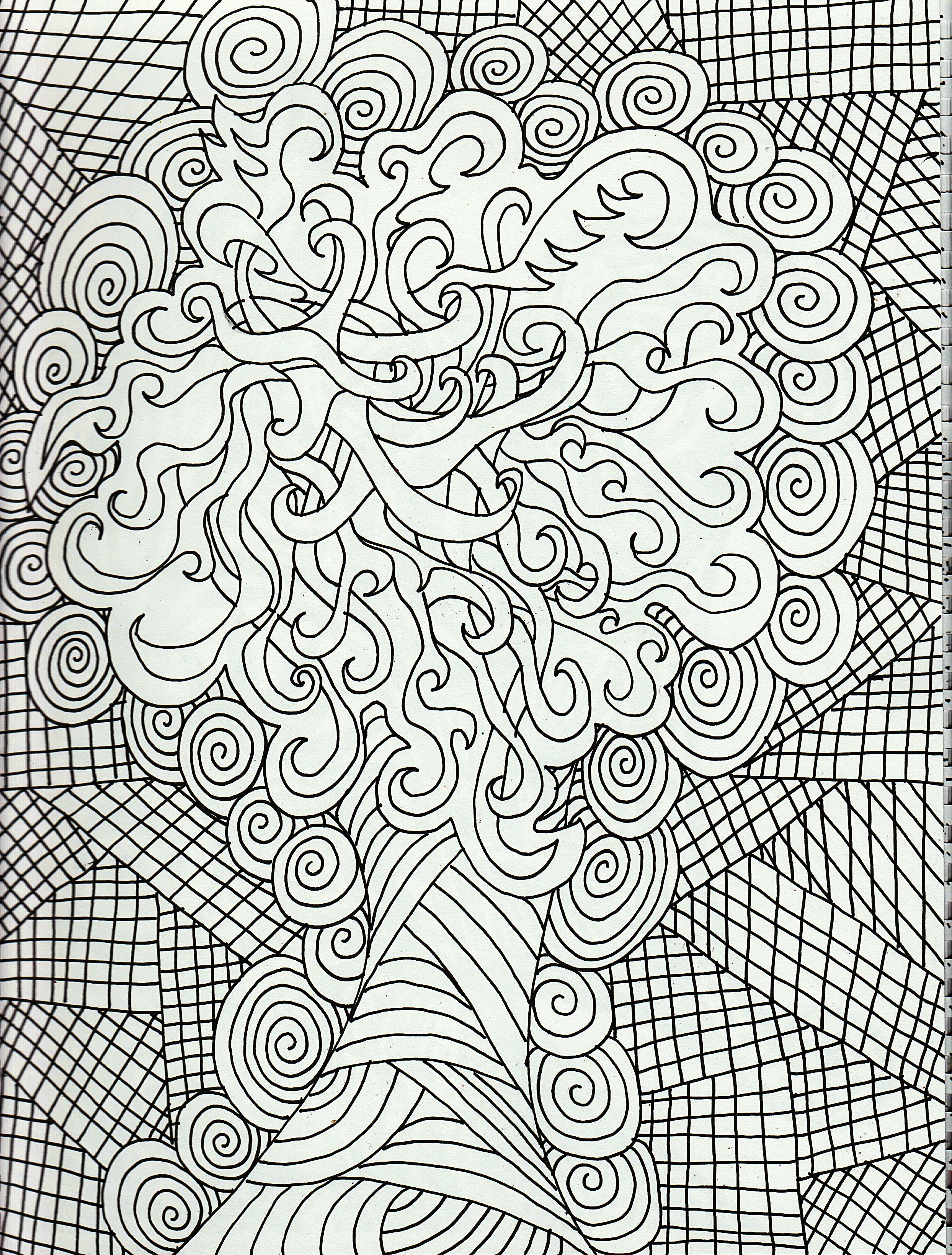 Stress free coloring book - Colouring In For Adults Stress Relief 15