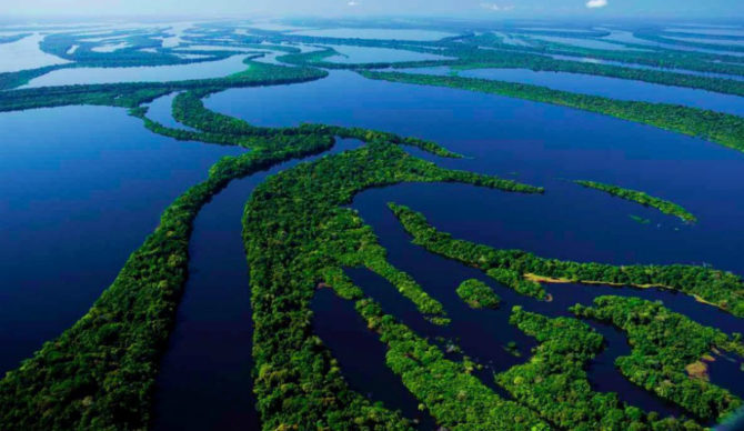 amazon river. how long is the amazon river amazon river