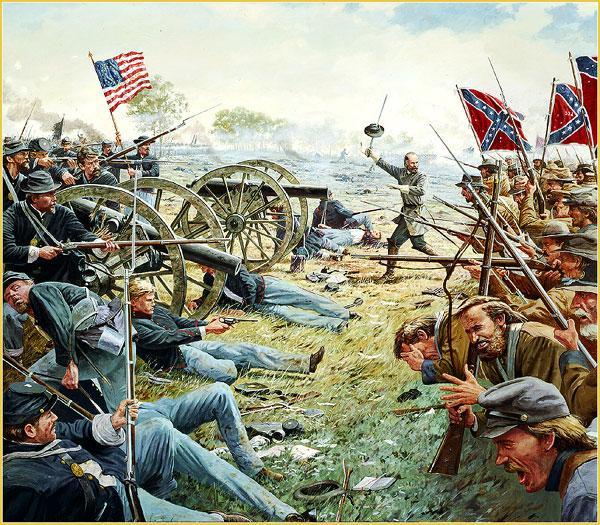 The Battle of Gettysburg on emaze