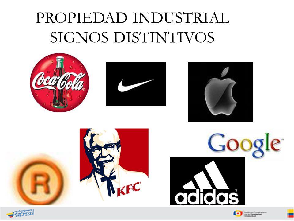 invenciones y signos distintivos