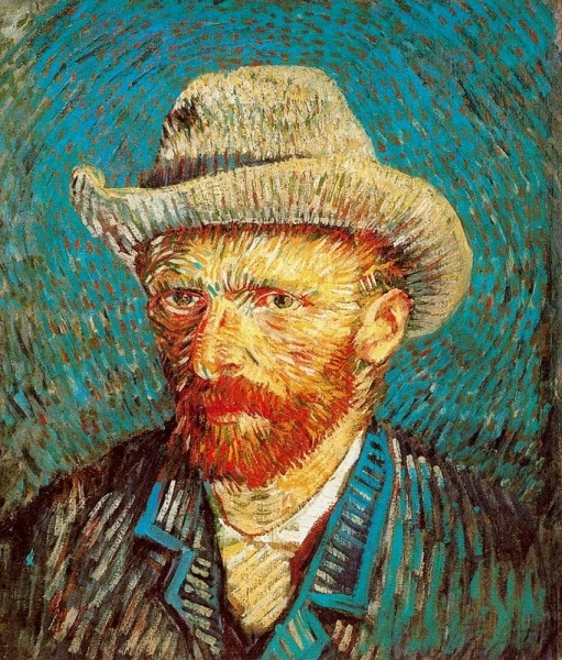 Vincent Van Gogh By Maya Maresca06 On Emaze