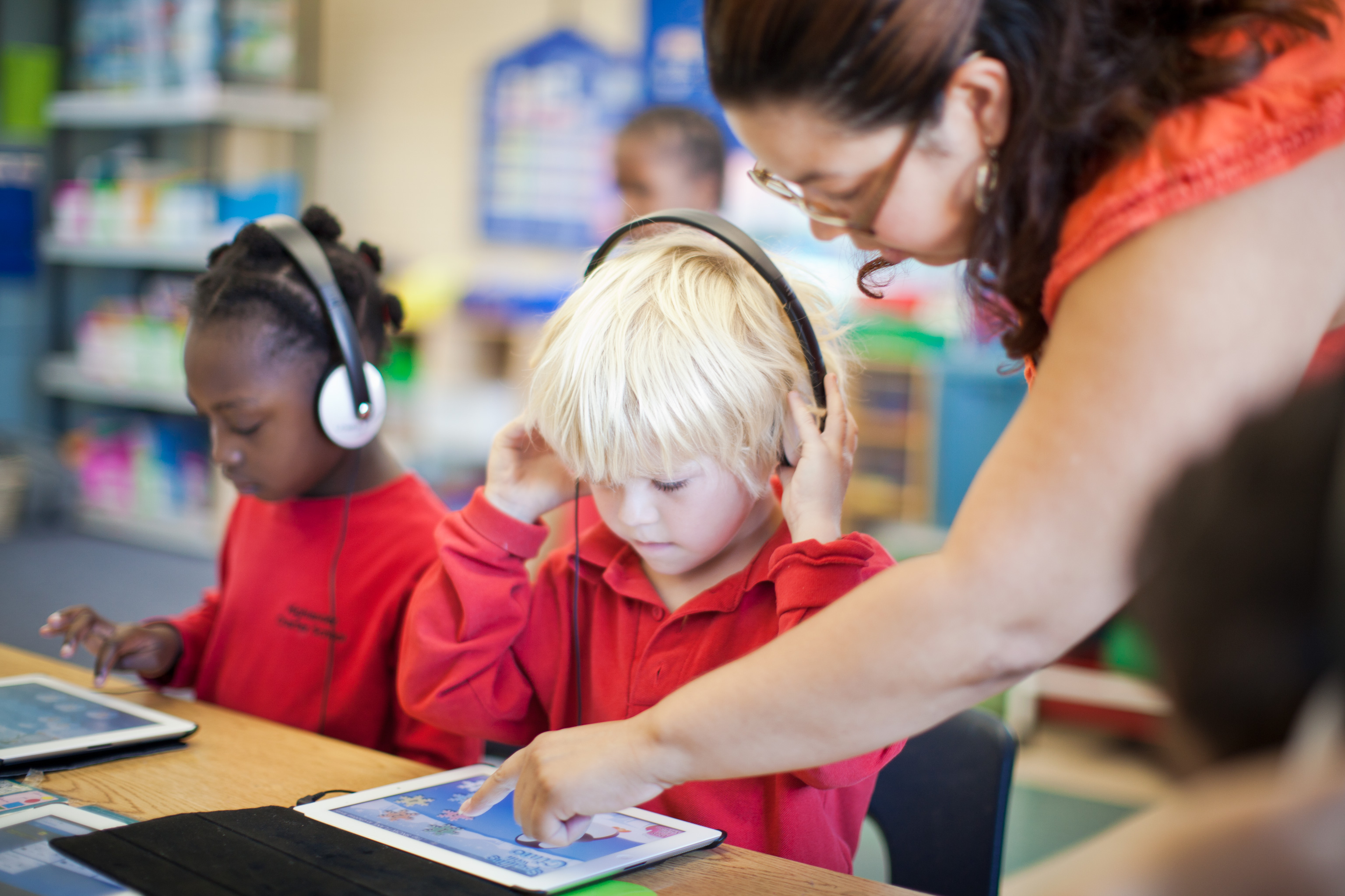 Tech in Classroom on emaze