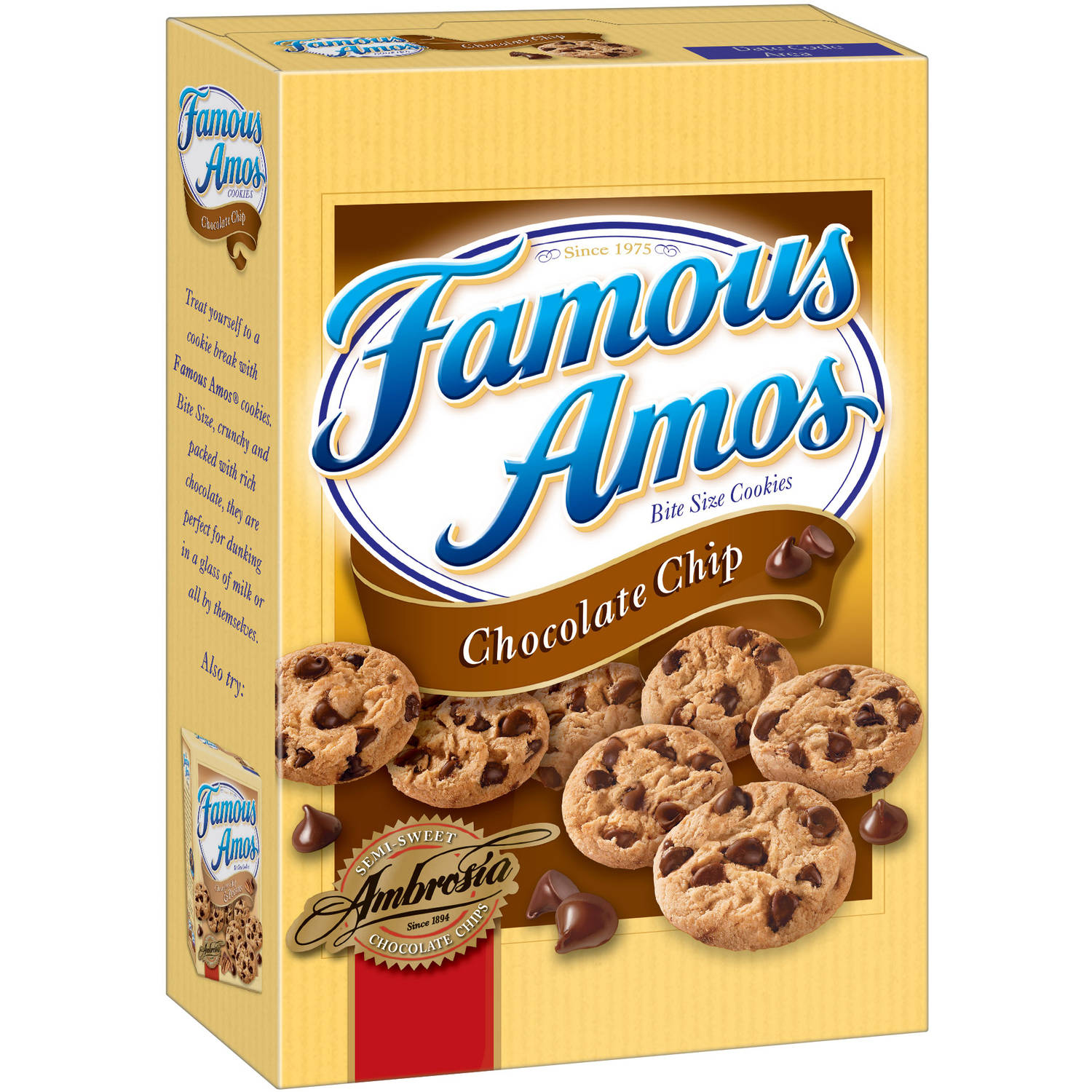 Worksheet Famous Amos wally amos jr biography on emaze