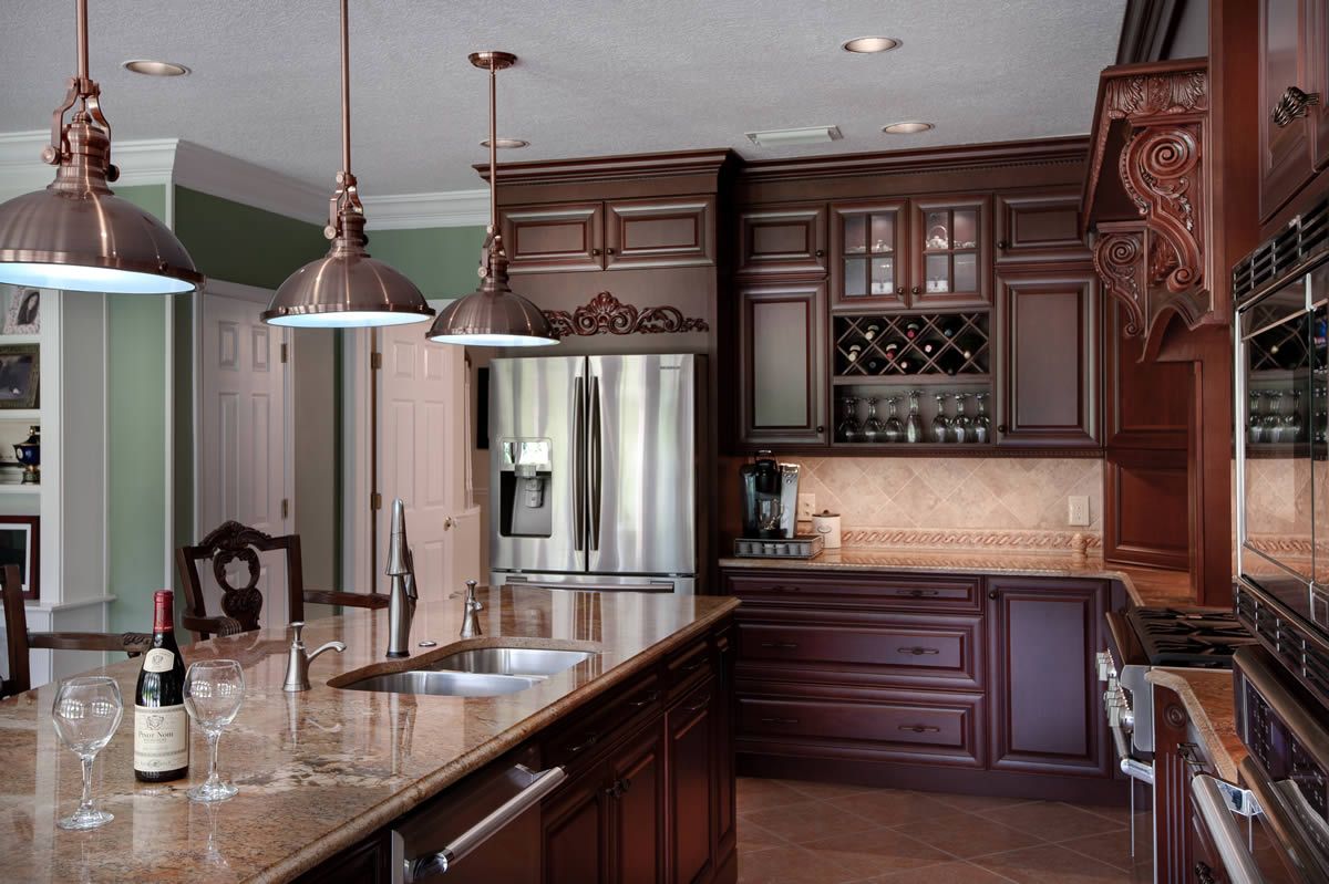 amazing Kitchen Remodel Examples #2: Kitchen Remodel Examples Zitzat