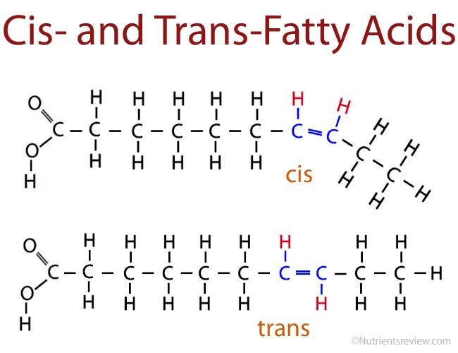 Fatty Acids Solid At Room Temperature