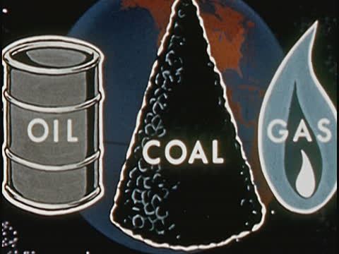 Some uses of fossil fuels