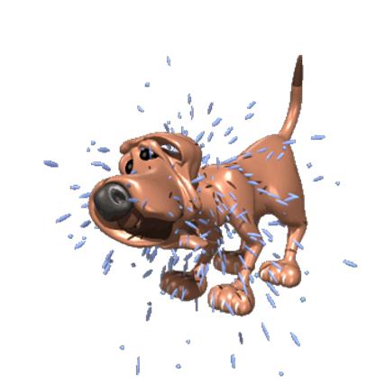 движущиеся собачки картинки смешных удивительных