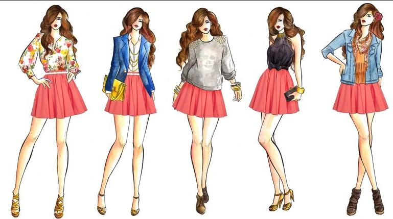 Career as a Fashion on emaze
