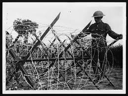 Barbed Wire In Ww1 | Weapons Of Wwi